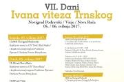 VII. Dani Ivana viteza Trnskog